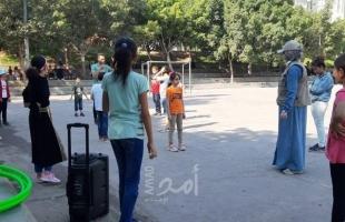الإرشاد السلوكي في بلدية غزة ينظم مخيم توعوي للأطفال