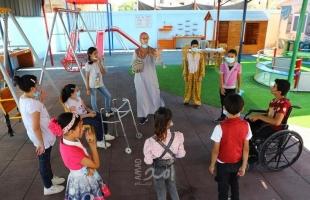 """""""مركز نوار"""" يفتتح مخيم صيفي جامع للأطفال ذوى الإعاقة ودون الإعاقة"""
