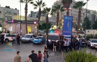 أمن السلطة يفرج عن نشطاء ويعتقل آخرين في رام الله- صور