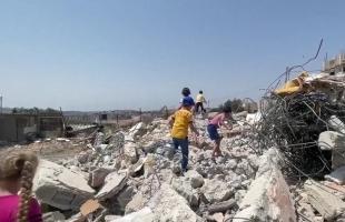 """السلطات الإسرائيلية تهدم منزلاً في كفر قاسم بـ""""أراضي 48"""""""