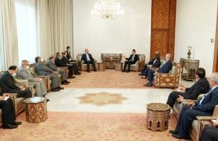 وزير الخارجية الإيراني يصل إلى مطار دمشق الدولي للاجتماع مع مسؤولين سوريين