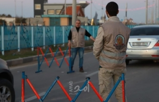 """مكافحة حماس تُلقي القبض على """"4"""" مروجين مطلوبين للقضاء المدني في خانيونس"""