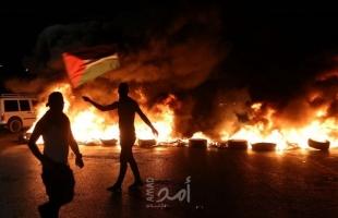 محدث- إصابات واعتقالات في مواجهات مع قوات الاحتلال الإسرائيلي بالضفة الغربية