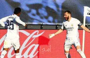 أهداف مباراة ريال مدريد وسيلتا فيغو 5-2 - فيديو