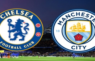 فوز مانشستر سيتي علي تشيلسي في الدوري الإنجليزي