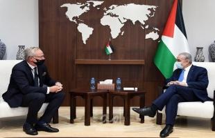 اشتية يُطالب بوجود ضغط دولي على إسرائيل للسماح بعقد الانتخابات في القدس