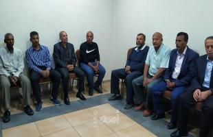 الديمقراطية: مجلس عزاء بدمشق في وداع عضو اللجنة المركزية عبد الحميد أبو جياب
