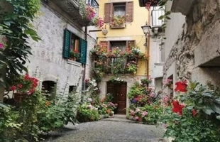 احصل على منزل عريق في إيطاليا بــ يورو واحد
