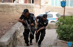 شرطة أريحا تقبض على امرأة حرقت محلاً تجارياً والسبب!