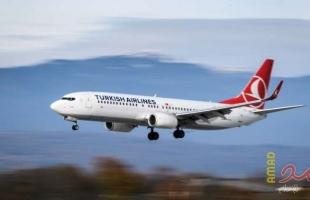 منع طائرة تركية من الهبوط في بيروت لمرورها فوق إسرائيل