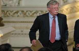سي إن إن تشير الى خلاف بين ترامب وبولتون حول التعامل مع إيران