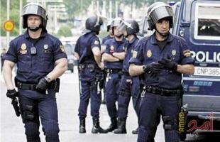 """الشرطة الإسبانية: """"أونيداس بوديموس"""" اليساري يتعرض لهجوم بقنبلة حارقة"""