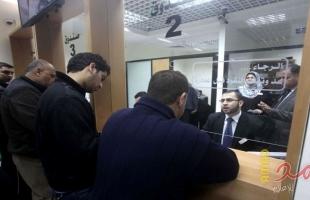 الكشف عن وعودات بزيادة نسبة صرف رواتب موظفي حماس بغزة