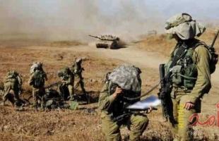 جيش الاحتلال يؤجل تدريباً على خلفية التوتر الأمني في الشمال