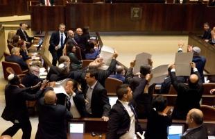 """الرئيس الإسرائيلي يدرس نقل تكليف تشكيل الحكومة """"للكنيست"""""""