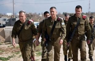 رئيس أركان الجيش الإسرائيلي يقرر شراء صواريخ مضادة للدبابات بـ 600 مليون شيكل