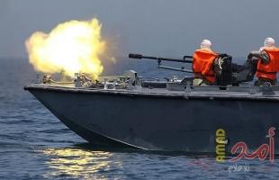 زوارق الاحتلال تُطلق النيران تجاه مراكب الصيادين في عرض بحر غزة