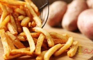 مخاطر تسخين البطاطا المقلية