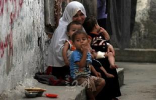 """""""الصليب الأحمر"""": الوضع الاقتصادي في غزة """"الأسوأ"""" منذ 2014"""