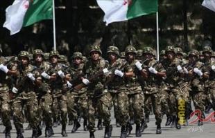 الجيش الجزائري: اتخذنا كافة التدابير الأمنية لتأمين كافة مراحل العملية الانتخابية
