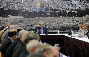 رام الله: اجتماع في المقاطعة برئاسة عباس الأحد بحضور مسؤولي الفصائل
