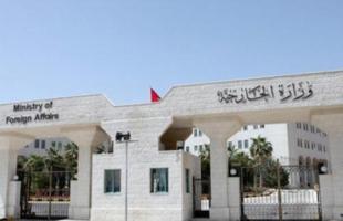الخارجية الأردنية: المتسللون عبر الحدود إلى اسرائيل يحملون جنسيات أجنبية