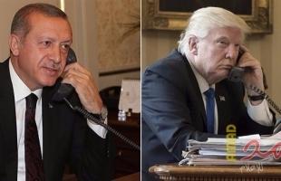 """""""نيوزويك"""" تكشف فحوى محادثة ترامب - أردوغان"""