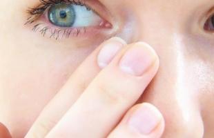 ماسك اللوز لعلاج مشاكل أسفل العين