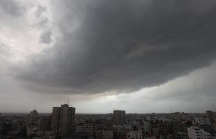 فلسطين: تطورات الحالة الجوية خلال الساعات القادمة