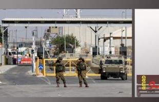 قوات الاحتلال تنصب حاجزا عسكريا شرق بيت لحم