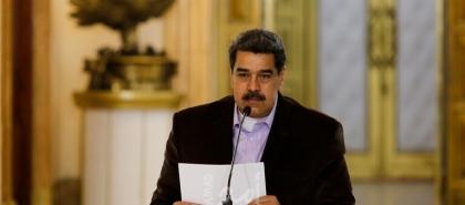 مادورو: لن تعقد أى صفقات مع الاتحاد الأوروبى إن لم يتراجع عن سياسة العقوبات