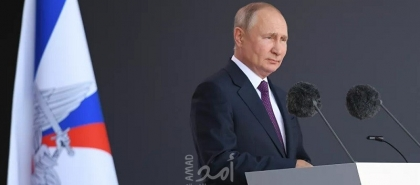 """الرئاسة الروسية: بوتين لن يتوجه بكلمة للشعب الروسي بشأن جائحة """"كورونا"""""""