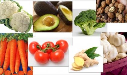 أفضل 10 أطعمة لتحسين صحة الهضم