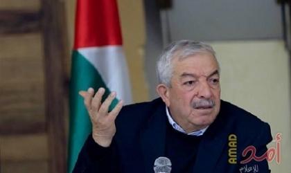 """موضحاً سبب إزالة خمية اعتصام الأسرى..العالول: حماس تبحث عن """"مبررات غير موجودة على الإطلاق"""""""