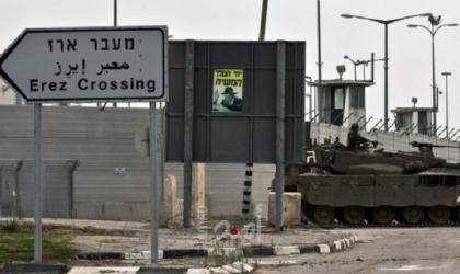 """إدارة بيت حانون: المعبر مفتوح أمام حركة """"الإسعافات"""" فقط"""
