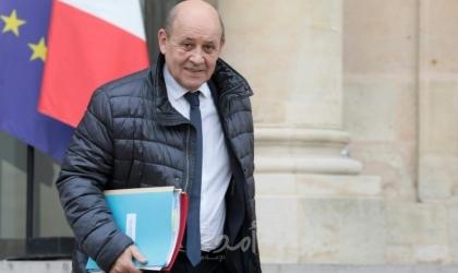 """لودريان يوجه رسالة فرنسية """"شديدة اللهجة"""" لمن يعطل تشكيل الحكومة في لبنان"""