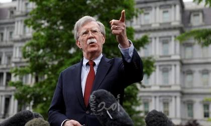 بولتون: عودة بايدن للاتفاق النووي ستكون كارثية على الشرق الأوسط