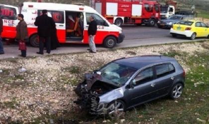 الشرطة: 59 حالة وفاة بحوادث السير منذ بداية العام