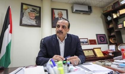 الحايك يطالب حكومة رام الله بوضع مشاكل غزة على سلم زيارتها للقاهرة