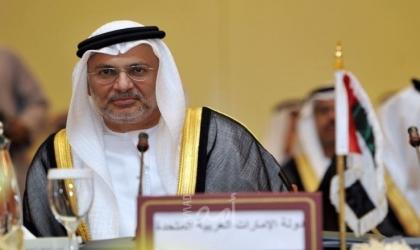 قرقاش: لا يمكن أن يكون عالمنا العربي مشاعاً للتدخل الإقليمي دون حساب