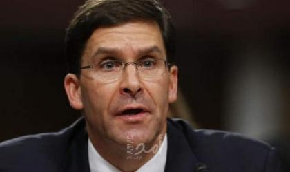 وزير الدفاع الأمريكي: لن نوفر دعما جويا لتركيا في إدلب