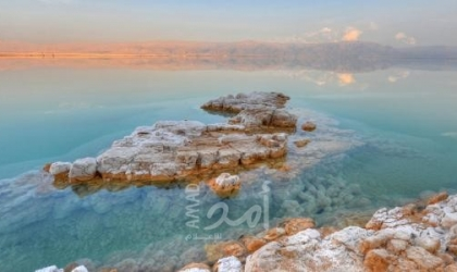 لأول مرة في تاريخه.. خبراء يحذرون من انخفاض مستوى مياه البحر الميت