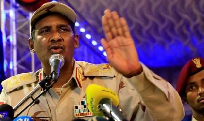 دقلو: لن نسمح بالانقلاب على الحكومة الانتقالية