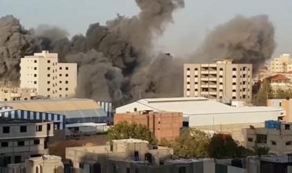 """المتحدث باسم سكان """"برج قمر"""" في غزة يوضح لـ """"أمد"""" حقيقة عدم وجود ترخيص للبناية"""