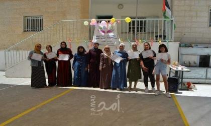 """في نسخته الثانية... """"التوفيق الخيرية"""" تختتم مخيمها الصيفي في القدس"""