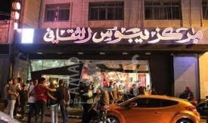 قوات الاحتلال تمنع إقامة حفل تأبين للراحلين غوشة وعديلة بالقدس
