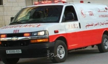 """الهلال الأحمر لـ""""أمد"""": لا إصابات في القصف المدفعي لـ""""النقاط العسكرية"""" شمال غزة"""