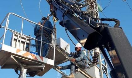 كهرباء القدس تنشر جدول بالمناطق التي حددتها إسرائيل لقطع التيار الكهربائي