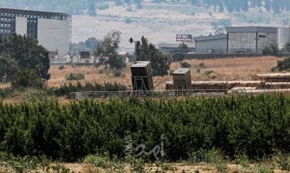 اعلام عبري: نشر القبة الحديدية شمال إسرائيل