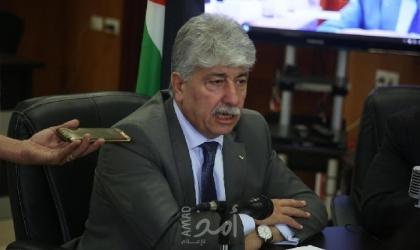 مجدلاني يرحب بالرسالة الأوروبية المشتركة التي حذرت من مخططات الضم الإسرائيلية